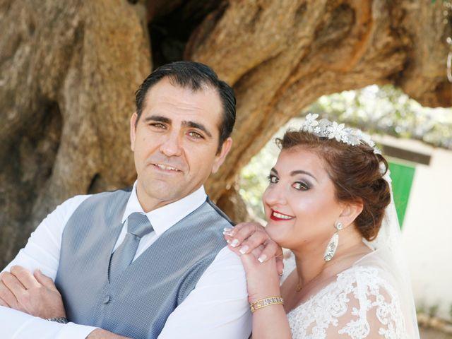 La boda de Mayka y Joaquín en El Rocio, Huelva 17