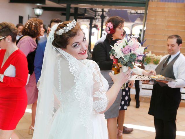 La boda de Mayka y Joaquín en El Rocio, Huelva 18