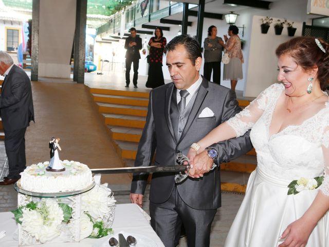 La boda de Mayka y Joaquín en El Rocio, Huelva 19