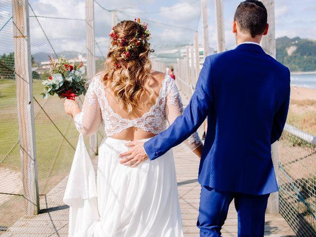 La boda de Igor y Naiara en Urnieta, Guipúzcoa 12