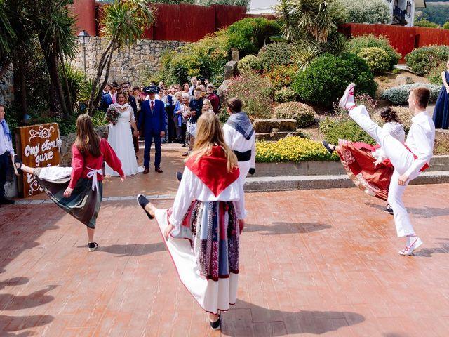 La boda de Igor y Naiara en Urnieta, Guipúzcoa 14