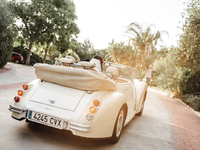 La boda de Carla y Armando en Valencia, Valencia 36