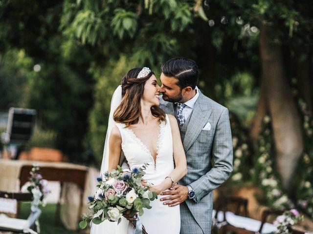 La boda de Carla y Armando en Valencia, Valencia 1