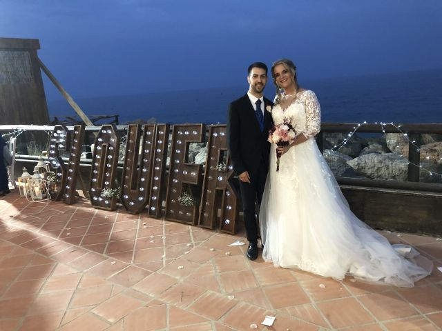 La boda de Alberto y Ester