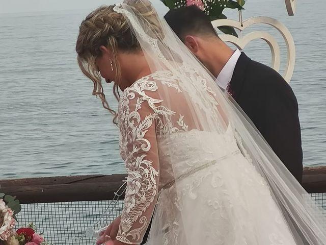 La boda de Ester  y Alberto en Velez Malaga, Málaga 2