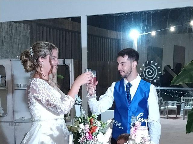 La boda de Ester  y Alberto en Velez Malaga, Málaga 5