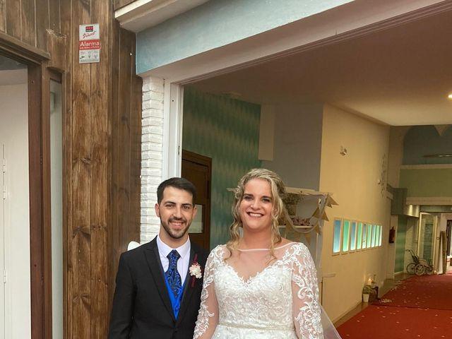 La boda de Ester  y Alberto en Velez Malaga, Málaga 6
