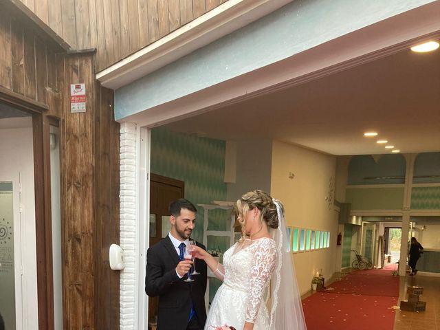 La boda de Ester  y Alberto en Velez Malaga, Málaga 7