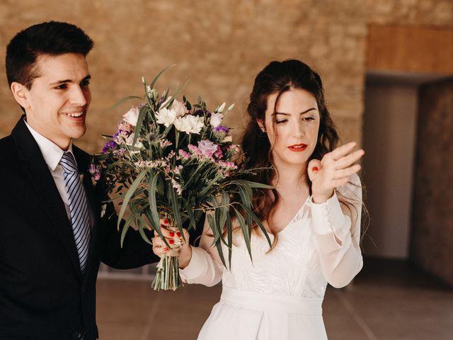 La boda de Dani y Èlia en Muntanyola, Barcelona 7