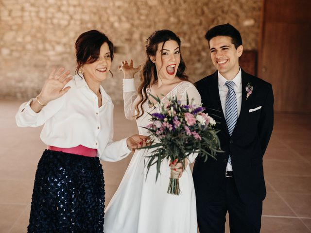 La boda de Dani y Èlia en Muntanyola, Barcelona 10
