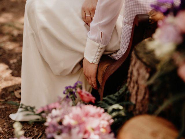 La boda de Dani y Èlia en Muntanyola, Barcelona 12