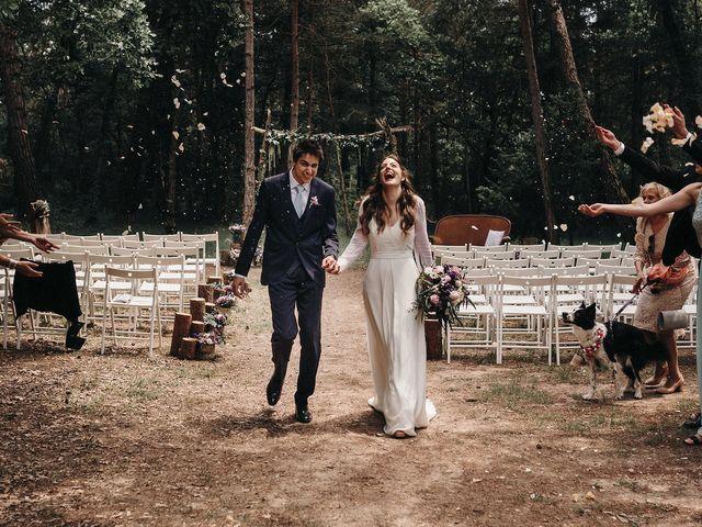La boda de Dani y Èlia en Muntanyola, Barcelona 18