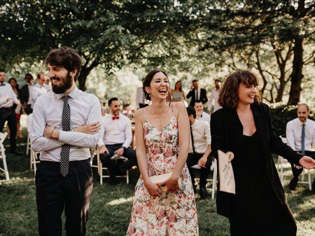 La boda de Dani y Èlia en Muntanyola, Barcelona 28