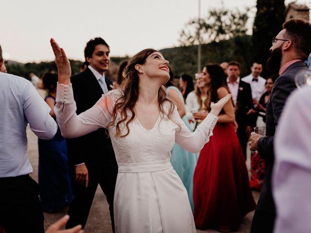 La boda de Dani y Èlia en Muntanyola, Barcelona 34