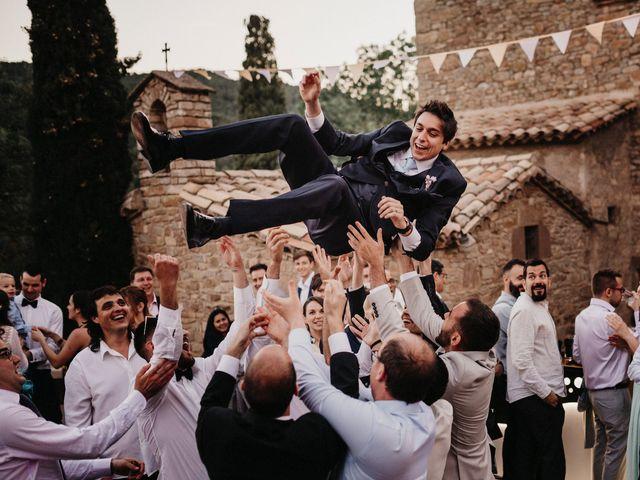 La boda de Dani y Èlia en Muntanyola, Barcelona 35