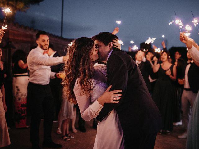 La boda de Dani y Èlia en Muntanyola, Barcelona 36
