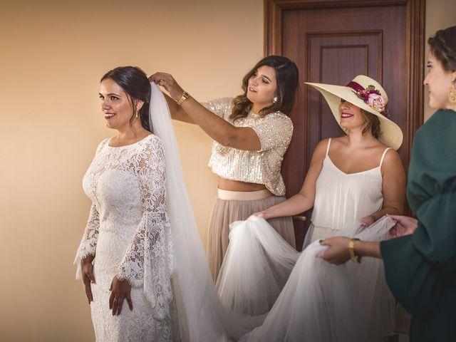 La boda de Oscar y Pilar en Alfoz (Alfoz), Lugo 12