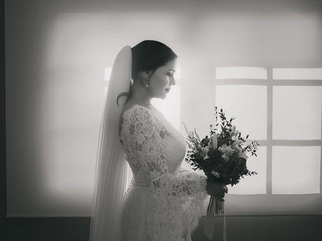 La boda de Oscar y Pilar en Alfoz (Alfoz), Lugo 13