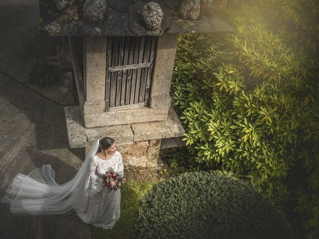 La boda de Oscar y Pilar en Alfoz (Alfoz), Lugo 14