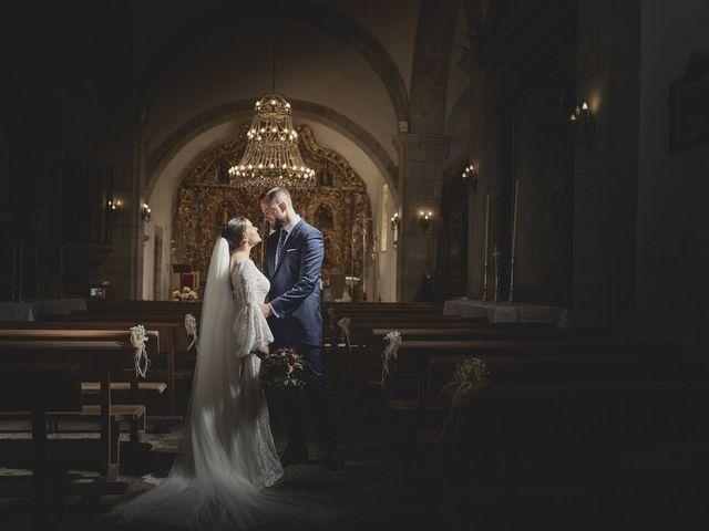 La boda de Oscar y Pilar en Alfoz (Alfoz), Lugo 17