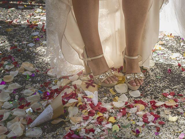 La boda de Oscar y Pilar en Alfoz (Alfoz), Lugo 19