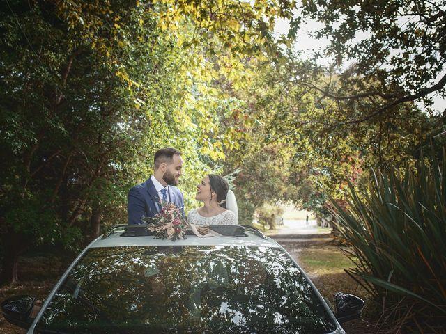 La boda de Oscar y Pilar en Alfoz (Alfoz), Lugo 20