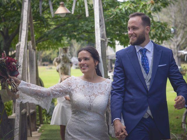La boda de Oscar y Pilar en Alfoz (Alfoz), Lugo 30