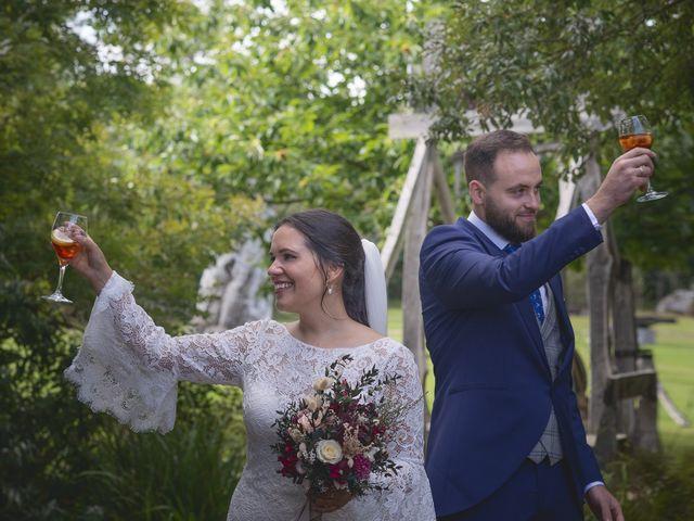 La boda de Oscar y Pilar en Alfoz (Alfoz), Lugo 31