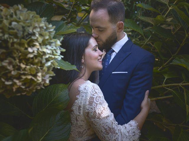 La boda de Oscar y Pilar en Alfoz (Alfoz), Lugo 33