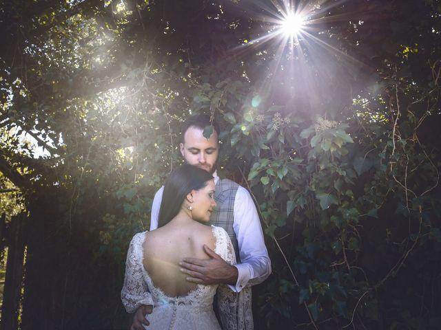 La boda de Oscar y Pilar en Alfoz (Alfoz), Lugo 35