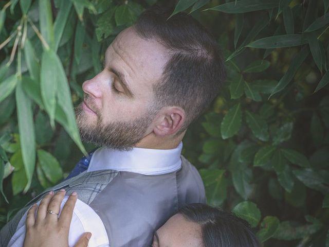 La boda de Oscar y Pilar en Alfoz (Alfoz), Lugo 44