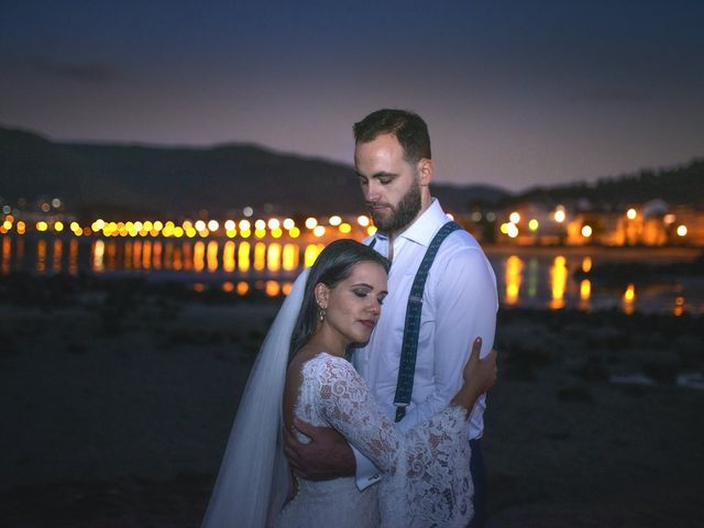 La boda de Oscar y Pilar en Alfoz (Alfoz), Lugo 49