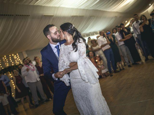 La boda de Oscar y Pilar en Alfoz (Alfoz), Lugo 50