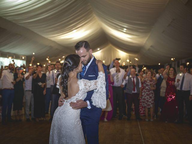 La boda de Oscar y Pilar en Alfoz (Alfoz), Lugo 51