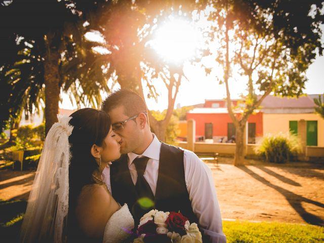 La boda de Josselyn y Egoith