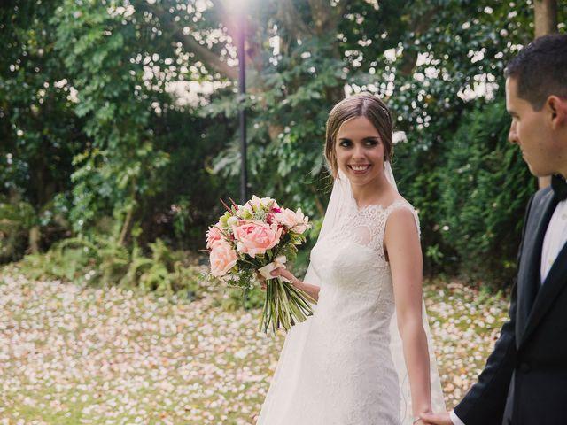 La boda de Ale y Mariale en Oleiros, A Coruña 14