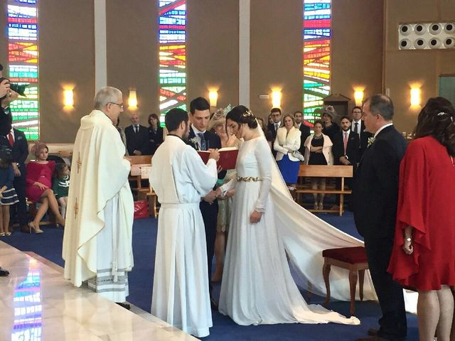 La boda de Jose Luis  y Leire  en San Pedro Del Pinatar, Murcia 4