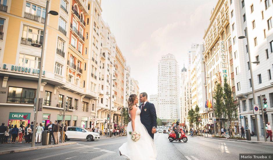 La boda de Jorge y Gaby en Madrid, Madrid