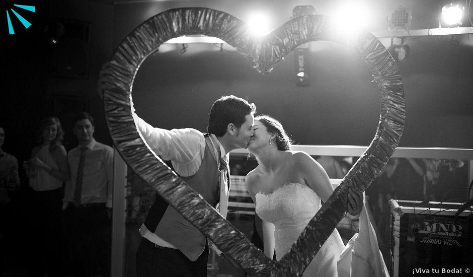 La boda de Daniel y Leyre en Logroño, La Rioja