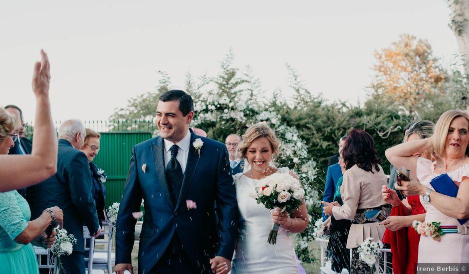 La boda de Jorge y Manuela en Jerez De La Frontera, Cádiz
