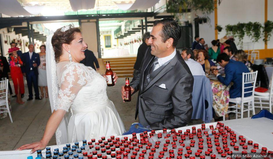 La boda de Mayka y Joaquín en El Rocio, Huelva