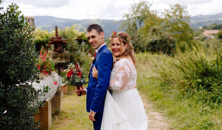 La boda de Igor y Naiara en Urnieta, Guipúzcoa