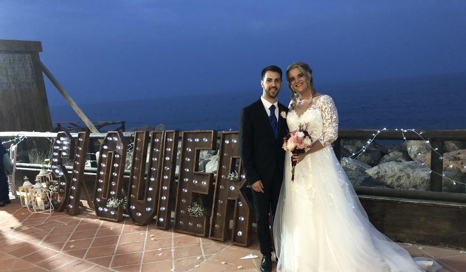 La boda de Ester  y Alberto en Velez Malaga, Málaga