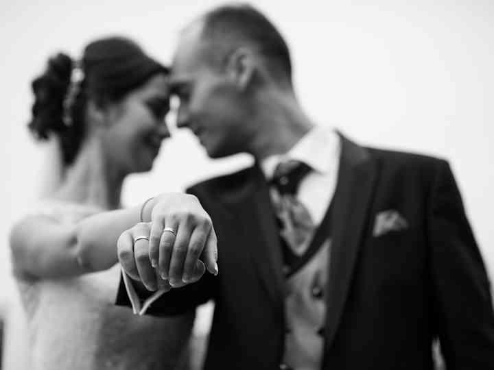 La boda de Maggi y Álvaro