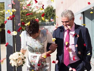 La boda de Fátima y Juanlu