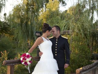 La boda de César y Maribel
