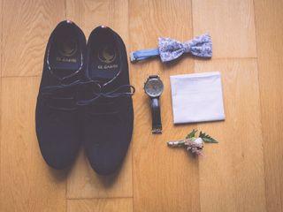 La boda de Sara y Adri 1