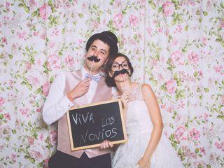 La boda de Sara y Adri