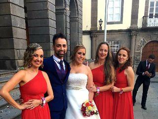 La boda de Idaira y Echedey 3