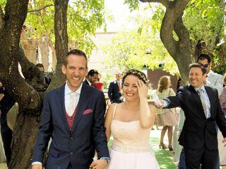La boda de Afra y Ruben